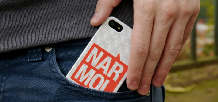 Coque d'iPhone Narmol
