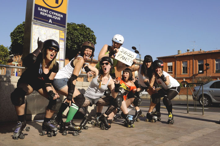 Club Roller Derby Toulouse