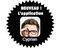 application Cyprien